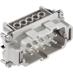 Vložka pinového konektoru EPIC® H-BE 10 10192100 LAPP počet kontaktů 10 + PE 10 ks