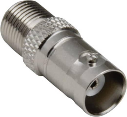 BNC-Adapter BNC-Buchse - F-Buchse BKL Electronic 0401157 1 St.