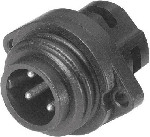 Gerätestecker C16-1 eco/mate-Serie Pole: 6+PE Gerätestecker 10 A C016 10C006 000 12 Amphenol 1 St.