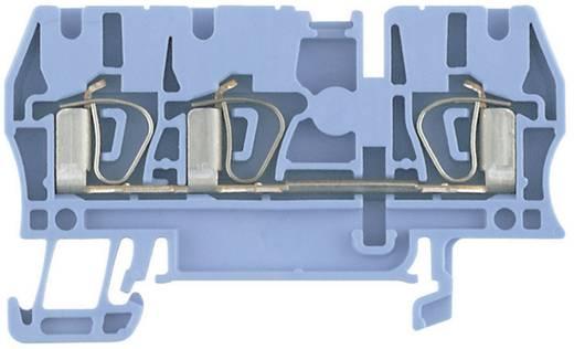 Durchgangs-Reihenklemmen ZDU blau ZDU 6/3AN BL 7907420000 Blau Weidmüller 1 St.