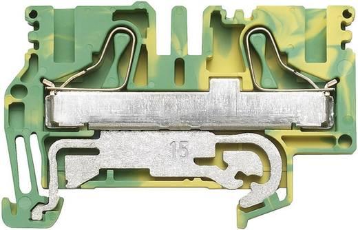 Schutzleiter-Reihenklemmen PPE PPE 16 1896210000 Grün-Gelb Weidmüller 1 St.