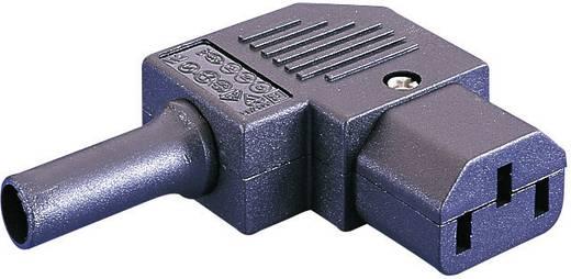 Kaltgeräte-Steckverbinder C13 Serie (Netzsteckverbinder) PX Buchse, gewinkelt Gesamtpolzahl: 2 + PE 10 A Schwarz Bulgin 1 St.