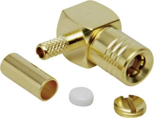 SMB-Steckverbinder Buchse, gewinkelt 50 Ω BKL Electronic 0411012 1 St.