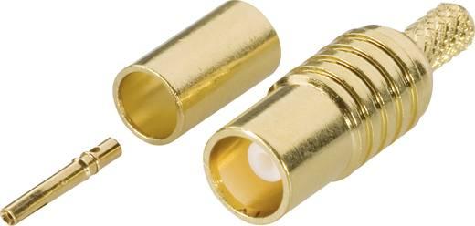 MCX-Steckverbinder Buchse, gerade 50 Ω Amphenol MCX6121A1-3GT30G-5-50 1 St.