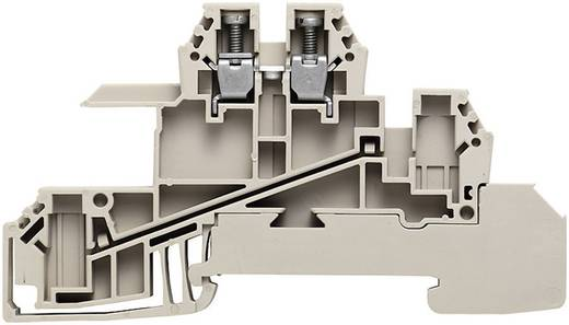 Verteiler-Reihenklemmen WDL 2.5 S für die 10 x 3 mm Sammelschiene WDL 2.5/S/N/L 1030800000 Grau, Blau, Grün-Gelb Weidmül
