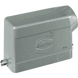 Pouzdro Harting Han® 16B-gs-R-21, 09 30 016 1540, 10 ks