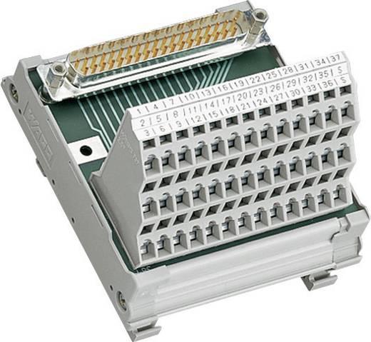 Übergabebaustein D-SUB-Stiftleiste 37 WAY,MALE D-CONN.TO PCB TERMINALS WAGO Inhalt: 1 St.