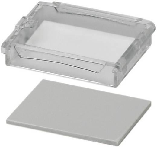 Hutschienen-Gehäuse Deckel 45 x 17.8 x 8 Polycarbonat Transparent Phoenix Contact BC 17,8 DKL S TRANS 1 St.