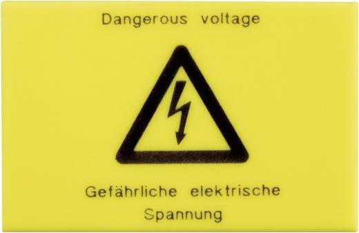 Warnschild Phoenix Contact WS-G5/3 Gelb 1 St.