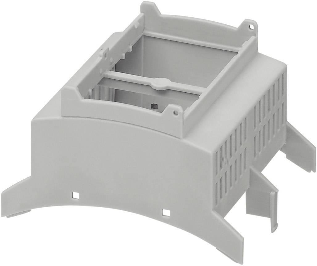 Axxatronic CNMB-4-KIT-CON Hutschienen-Gehäuse  90 x 71.0 x 58  Polycarbonat  1 S