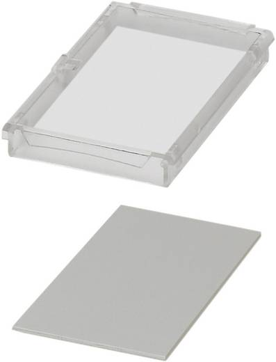 Hutschienen-Gehäuse Deckel 45 x 71.6 x 8 Polycarbonat Transparent Phoenix Contact BC 71,6 DKL S TRANS 1 St.
