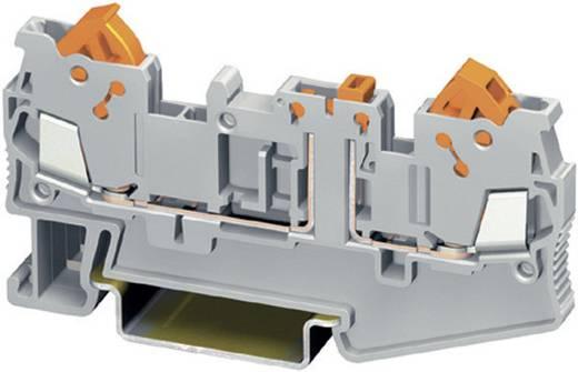 Messer-Trennklemme QTC 1,5-MT Phoenix Contact Grau Inhalt: 1 St.