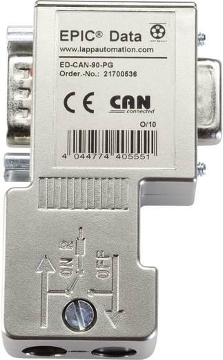 Sensor-/Aktor-Verteiler und Adapter Adapter Polzahl (RJ): 9 LappKabel 21700536 EPIC® ED-CAN-90-PG 1 St.