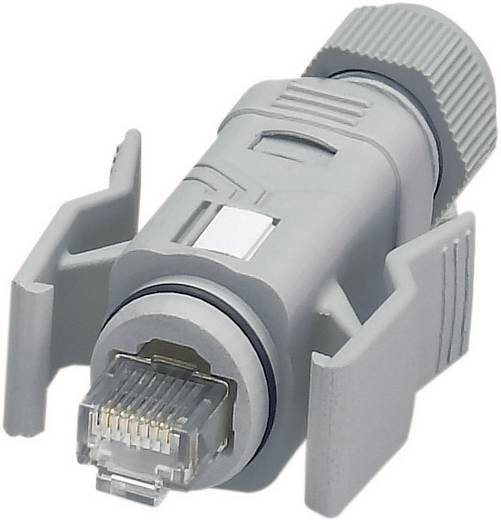 RJ45-Steckverbinder IP67 VS-08-RJ45-5-Q/IP67 Phoenix Contact Inhalt: 1 St.