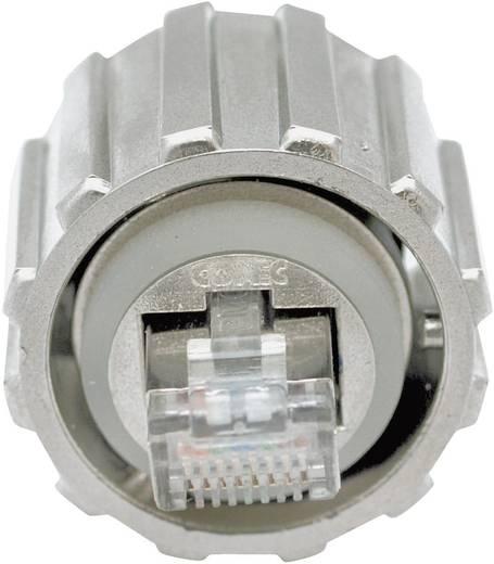 Sensor-/Aktor-Datensteckverbinder Stecker, gerade Polzahl: 8P8C Conec 17-10044 1 St.