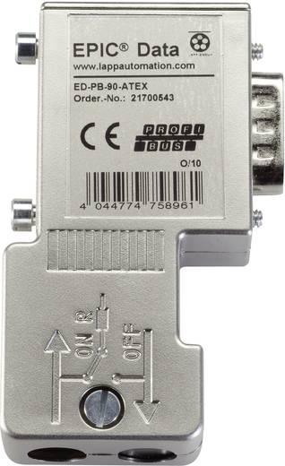 EPIC® Data PROFIBUS Steckverbinder mit Schraubanschluss Pole: 9 EPIC® ED-PB-90-PG-ATEX LappKabel Inhalt: 1 St.