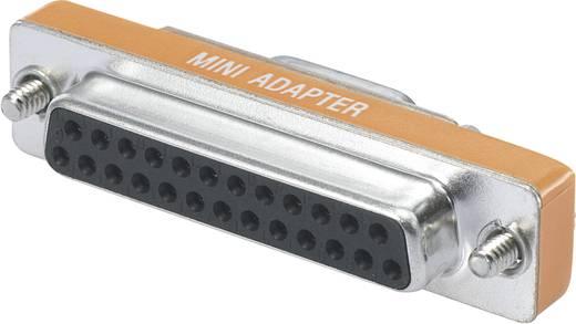 Seriell Adapter [1x D-SUB-Buchse 9pol. - 1x D-SUB-Buchse 25pol.] 0 m Orange Digitus