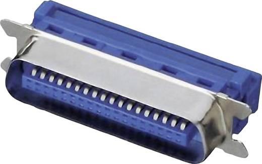 Centronics-Steckverbinder für Flachbandkabel Pole=50 A-57/50 MFR