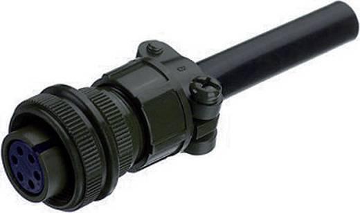 Kabeldosen DMS 3106A Pole: 6 13 A 3106A 14S 6S/C Fujikura 1 St.