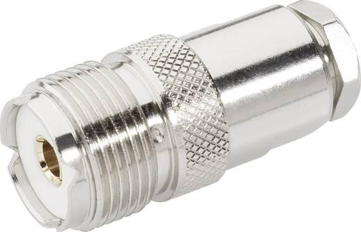 UHF-Steckverbinder Buchse, gerade 50 Ω BKL Electronic 0406082 1 St.