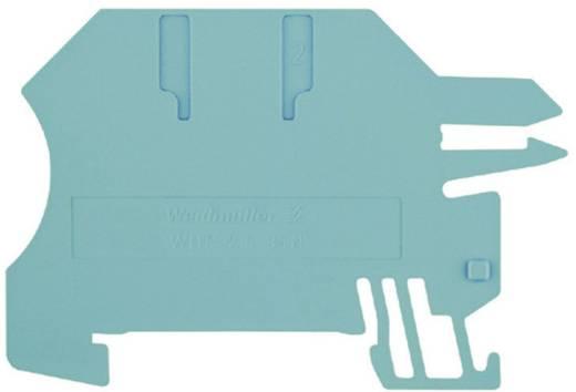 Halteplatten für die 10 x 3 mm Sammelschiene WHP 2.5-35N/10x3 BL 1050280000 Blau Weidmüller 1 St.