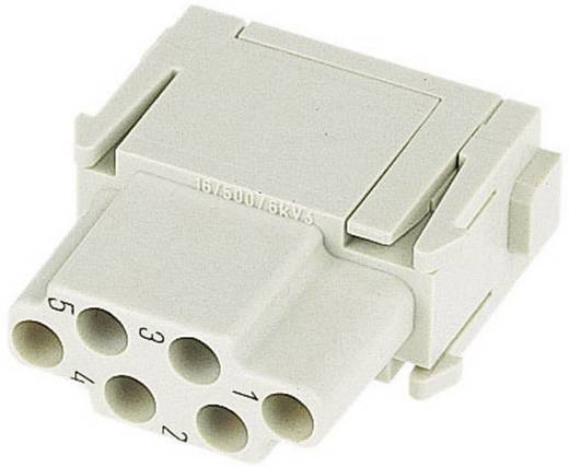 Buchseneinsatz Han® C-Modul 09 14 006 3101 Harting 6 + PE Crimpen 1 St.