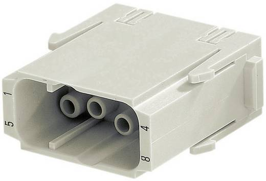 Stifteinsatz Han® C-Modul 09 14 008 3001 Harting 8 + PE Crimpen 1 St.
