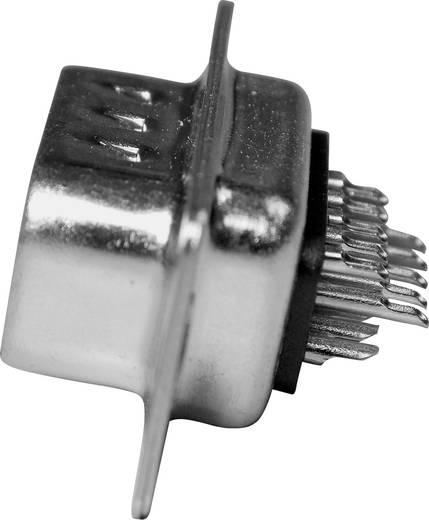 D-SUB Stiftleiste 180 ° Polzahl: 15 Lötkelch ASSMANN WSW A-HDS 15 LL/Z 1 St.