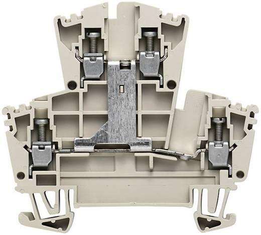 Doppelstock-Reihenklemmen - WDK WDK 2.5V 1022300000 Grau Weidmüller 1 St.