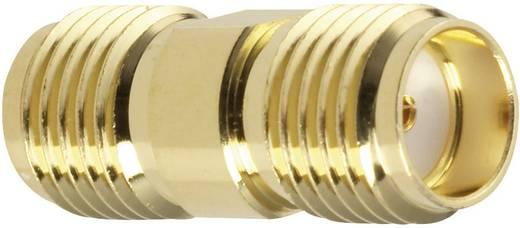SMA-Adapter SMA-Buchse - SMA-Buchse Amphenol SMA7071A2-3GT50G-50 1 St.