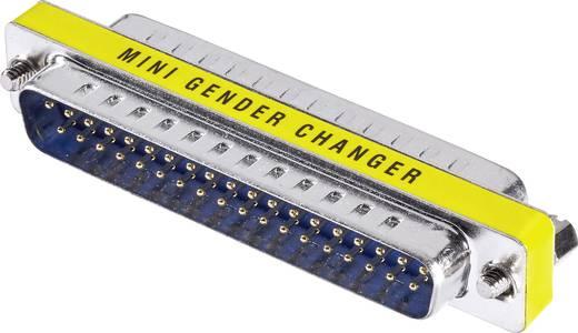 Seriell Adapter [1x D-SUB-Stecker 37pol. - 1x D-SUB-Stecker 37pol.] 0 m Gelb