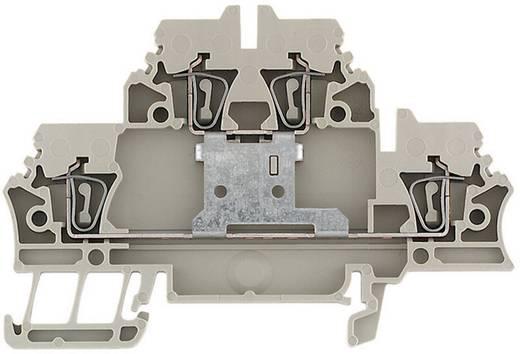 Doppel-/Mehrstock-Reihenklemmen ZDK ZDK 2.5V 1689990000 Beige Weidmüller 1 St.