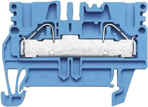 Durchgangs-Reihenklemmen PDU blau PDU 2.5/4 BL 1896230000 Blau Weidmüller 1 St.