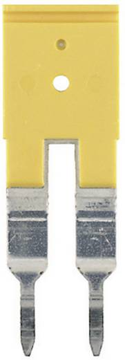 Querverbinder ZQV 4/2 GE 1608950000 Gelb Weidmüller 1 St.