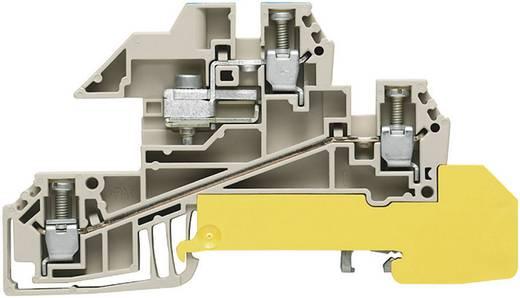Verteiler-Reihenklemmen WDL 2.5 S für die 10 x 3 mm Sammelschiene WDL 2.5/S/NT/L/PE 1030600000 Grau, Blau, Grün-Gelb Wei