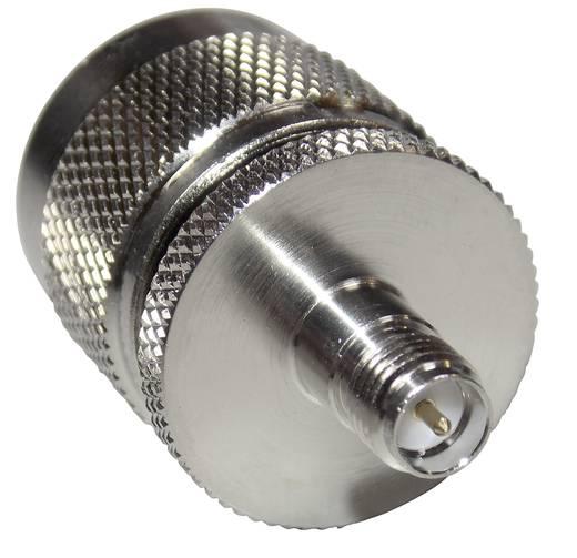 N-Adapter N-Stecker - SMA-Reverse-Buchse BKL Electronic 0419109 1 St.