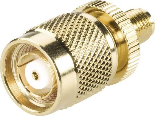 TNC-Reverse-Adapter TNC-Reverse-Stecker - SMA-Buchse BKL Electronic 0419418 1 St.