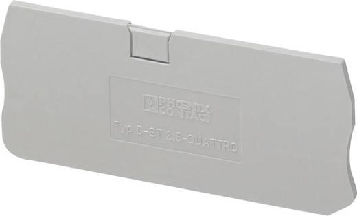 Deckel D-ST 2,5-QUATTRO Phoenix Contact Inhalt: 1 St.