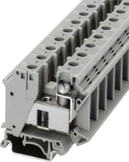 Reihenklemmen-Schraubanschlusstechnik UIK 35 Phoenix Contact Grau Inhalt: 1 St.