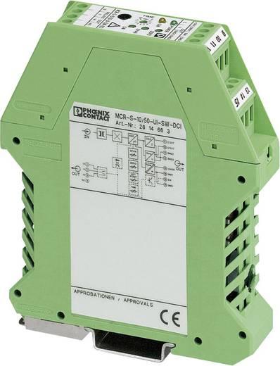 Phoenix Contact MCR-S10/50-UI-DCI-NC Aktive Strommessumformer bis 55 A