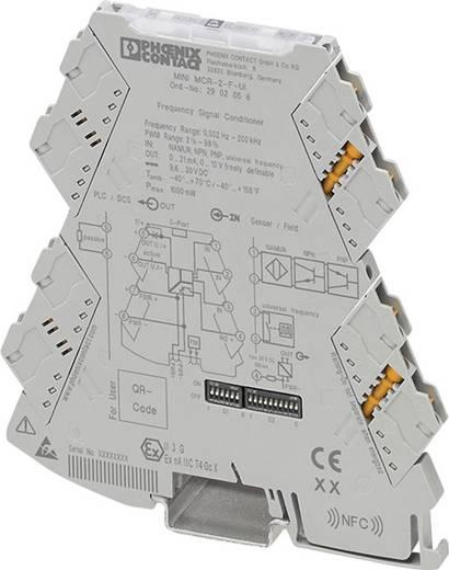 Programmierbarer Frequenzmessumformer Phoenix Contact MCR-F/UI-DC 2814605 1 St.