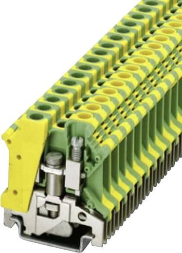 PE-Schutzleiterklemme USLKG 6 N Phoenix Contact Grün-Gelb Inhalt: 1 St.