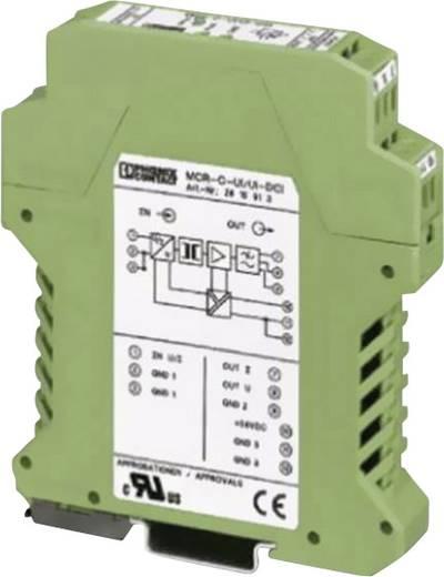 Konfigurierbarer 3-Wege-Trennverstärker Phoenix Contact MCR-C-UI/UI-DCI-NC 2810939 1 St.