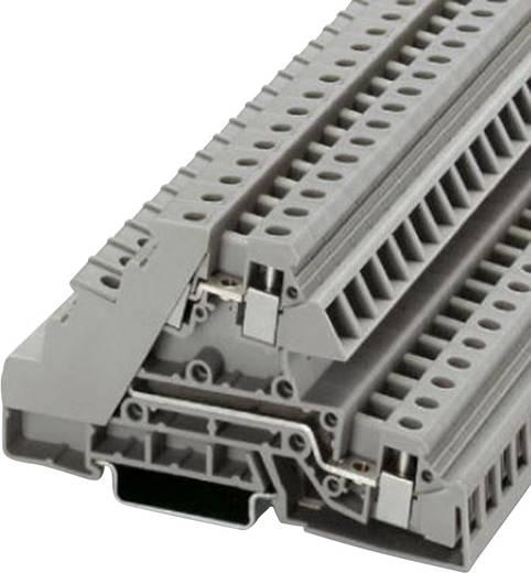 Dreistock-Installationsklemme PIK 6-L/L Phoenix Contact Grau Inhalt: 1 St.