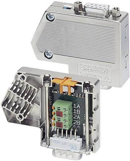 SUBCON PLUS-PROFIBUS Steckverbinder bis 12 MBit/s Pole: 9 SUBCON-PLUS-PROFIB Phoenix Contact Inhalt: 1 St.