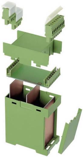 Hutschienen-Gehäuse Unterteil 22.5 x 75 x 107.5 ABS Grün Phoenix Contact EG 22,5-G/ABS GN 1 St.