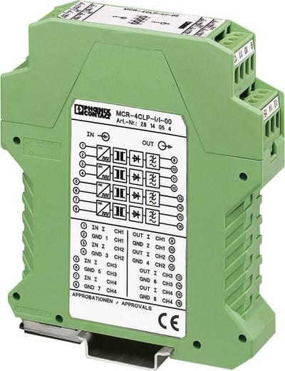 Ein- und mehrkanaliger Passivtrenner Phoenix Contact MCR-4CLP-I/I-00 2814045 1 St.