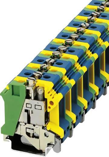 PE/N-Einspeiseblock UIK 16-PE/N Phoenix Contact Grün-Gelb, Blau Inhalt: 1 St.