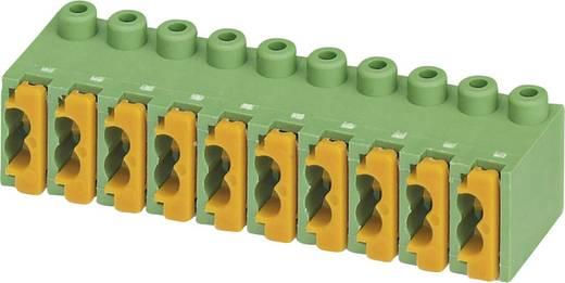 Federkraftklemmblock Polzahl 2 FK-MPT 0,5/ 2-ST-3,5 Phoenix Contact Grün 1 St.