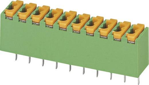 Federkraftklemmblock Polzahl 7 FK-MPT 0,5/ 7-3,5 Phoenix Contact Grün 1 St.